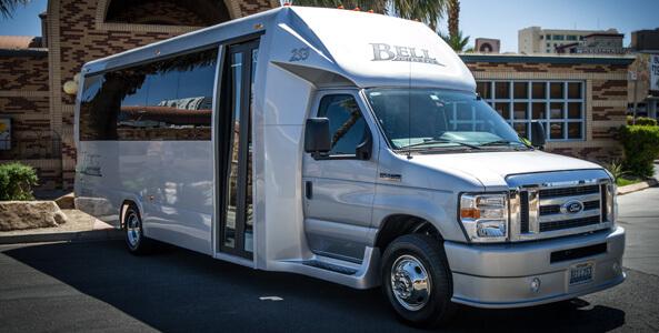 Las Vegas Shuttles >> Las Vegas Charter Bus Las Vegas Group Transportation Bell