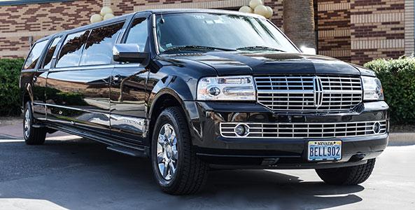 Las Vegas Limo Rates & Limousine Fleet - Bell Limousine