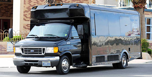 Party Bus Rental Las Vegas Rates Prices At Bell Limo